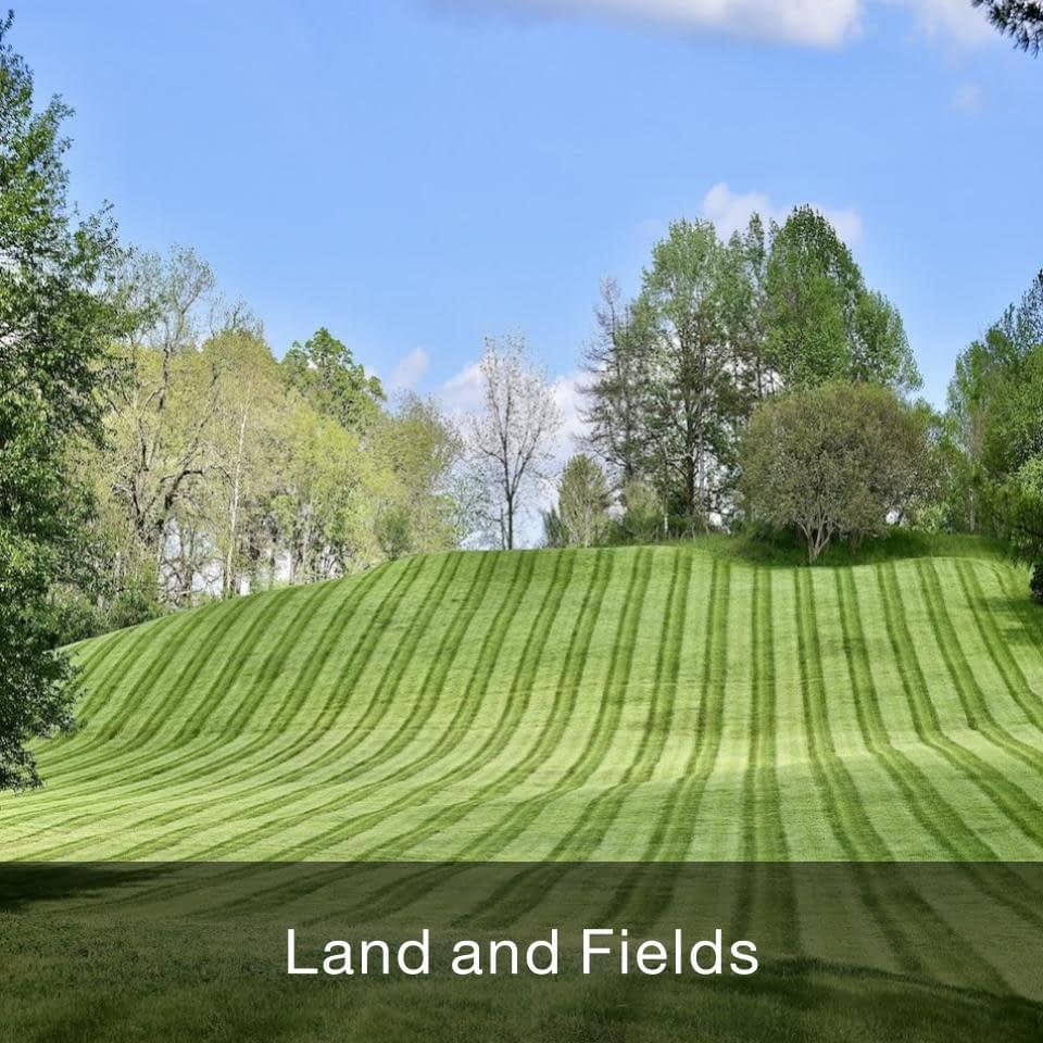 Land and Fields