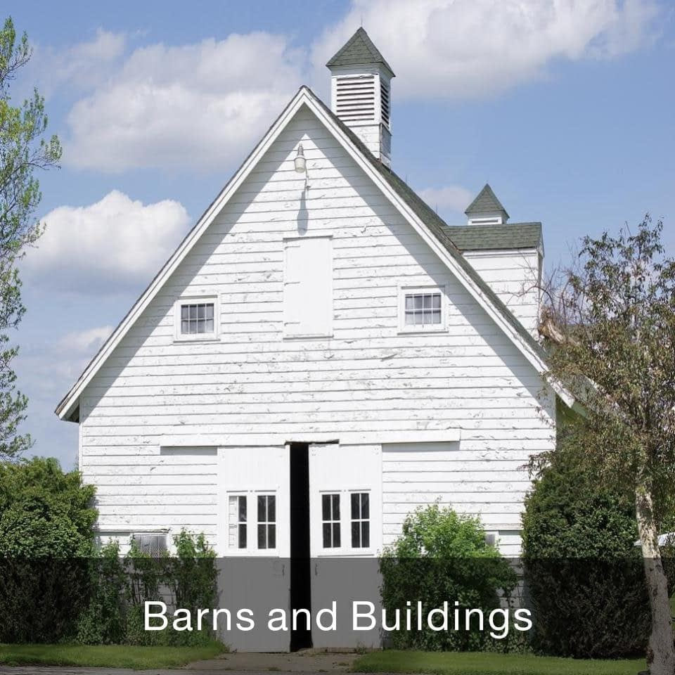 Barns and Buildings