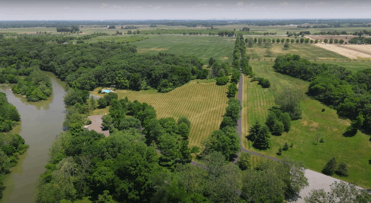 Darby Dan Farm Landscape