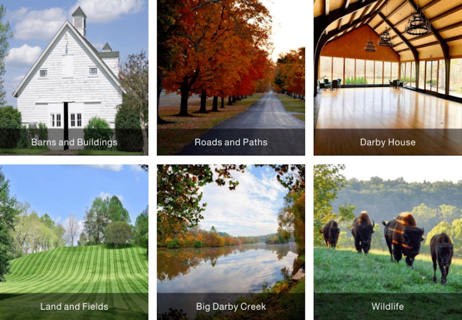 Galleries preview for Darby Dan Farm filming locations